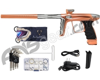 DLX Luxe Ice Paintball Gun - Copper/Grey