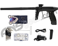 DLX Luxe Ice Paintball Gun - Dust Black/Black