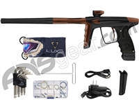 DLX Luxe Ice Paintball Gun - Dust Black/Brown