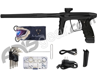 DLX Luxe Ice Paintball Gun - Dust Black/Dust Black