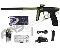 DLX Luxe Ice Paintball Gun - Dust Black/Dust Olive