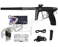 DLX Luxe Ice Paintball Gun - Dust Black/Dust Pewter