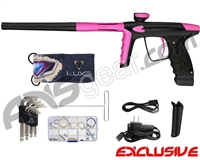 DLX Luxe Ice Paintball Gun - Dust Black/Dust Pink