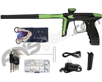DLX Luxe Ice Paintball Gun - Dust Black/Dust Slime