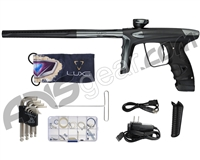 DLX Luxe Ice Paintball Gun - Dust Black/Pewter