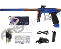 DLX Luxe Ice Paintball Gun - Dust Blue/Brown