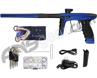 DLX Luxe Ice Paintball Gun - Dust Blue/Dust Black
