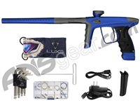 DLX Luxe Ice Paintball Gun - Dust Blue/Dust Pewter