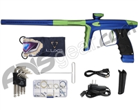 DLX Luxe Ice Paintball Gun - Dust Blue/Dust Slime
