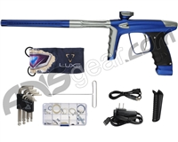 DLX Luxe Ice Paintball Gun - Dust Blue/Grey