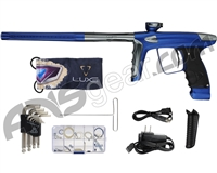 DLX Luxe Ice Paintball Gun - Dust Blue/Pewter