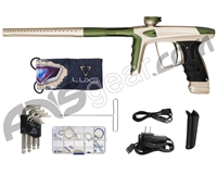 DLX Luxe Ice Paintball Gun - Dust Champagne/Dust Olive