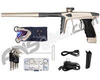 DLX Luxe Ice Paintball Gun - Dust Champagne/Dust Pewter