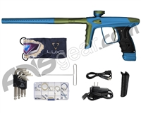 DLX Luxe Ice Paintball Gun - Dust Denim/Dust Olive