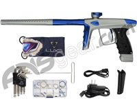 DLX Luxe Ice Paintball Gun - Dust Grey/Blue