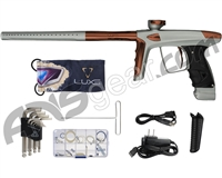 DLX Luxe Ice Paintball Gun - Dust Grey/Brown