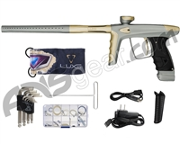 DLX Luxe Ice Paintball Gun - Dust Grey/Dust Gold