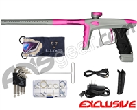 DLX Luxe Ice Paintball Gun - Dust Grey/Dust Pink