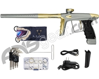 DLX Luxe Ice Paintball Gun - Dust Grey/Gold