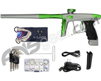 DLX Luxe Ice Paintball Gun - Dust Grey/Slime