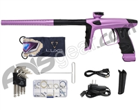 DLX Luxe Ice Paintball Gun - Dust Purple/Dust Black