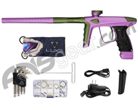 DLX Luxe Ice Paintball Gun - Dust Light Purple/Dust Olive