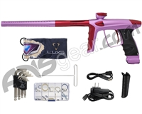 DLX Luxe Ice Paintball Gun - Dust Purple/Dust Red