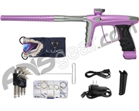 DLX Luxe Ice Paintball Gun - Dust Light Purple/Grey
