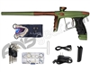 DLX Luxe Ice Paintball Gun - Dust Olive/Brown