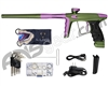 DLX Luxe Ice Paintball Gun - Dust Olive/Dust Light Purple