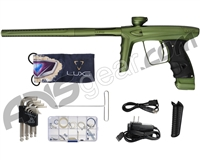 DLX Luxe Ice Paintball Gun - Dust Olive/Dust Olive
