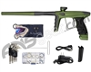DLX Luxe Ice Paintball Gun - Dust Olive/Dust Pewter