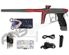 DLX Luxe Ice Paintball Gun - Dust Pewter/Dust Red