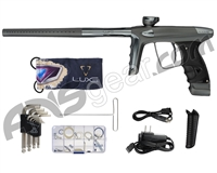 DLX Luxe Ice Paintball Gun - Dust Pewter/Pewter