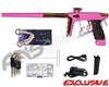 DLX Luxe Ice Paintball Gun - Dust Pink/Brown