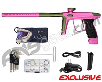 DLX Luxe Ice Paintball Gun - Dust Pink/Dust Olive