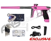 DLX Luxe Ice Paintball Gun - Dust Pink/Dust Pewter