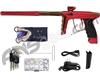 DLX Luxe Ice Paintball Gun - Dust Red/Brown