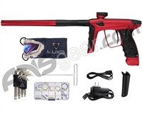 DLX Luxe Ice Paintball Gun - Dust Red/Dust Black