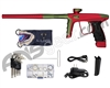 DLX Luxe Ice Paintball Gun - Dust Red/Dust Olive
