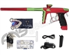 DLX Luxe Ice Paintball Gun - Dust Red/Dust Slime