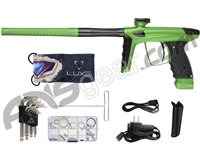 DLX Luxe Ice Paintball Gun - Dust Slime/Black