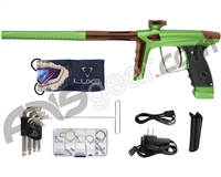 DLX Luxe Ice Paintball Gun - Dust Slime/Brown