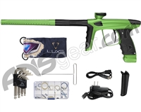 DLX Luxe Ice Paintball Gun - Dust Slime/Dust Black