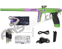 DLX Luxe Ice Paintball Gun - Dust Slime/Dust Light Purple