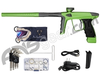 DLX Luxe Ice Paintball Gun - Dust Slime/Dust Pewter