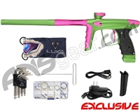 DLX Luxe Ice Paintball Gun - Dust Slime/Dust Pink