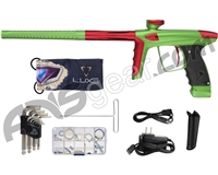 DLX Luxe Ice Paintball Gun - Dust Slime/Dust Red