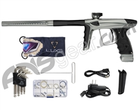 DLX Luxe Ice Paintball Gun - Grey/Dust Black