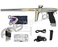 DLX Luxe Ice Paintball Gun - Grey/Dust Gold